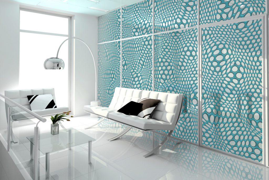 Перегородка из стекла, Керамическая печать на стекле, L-Glass